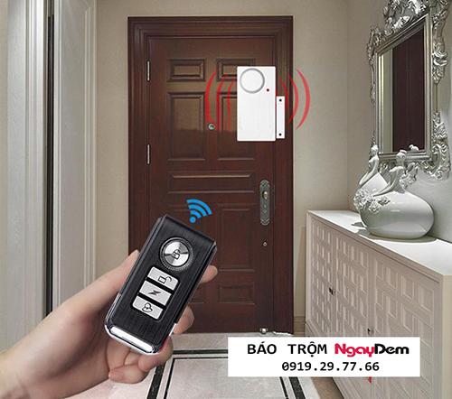 Điều khiển thiết bị trống trộm tại Hà Nội