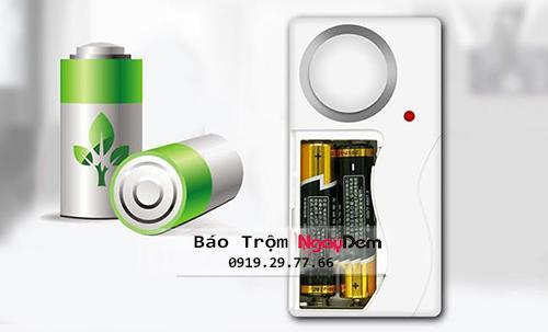 Pin thiết bị chống trộm tại Hà Nội