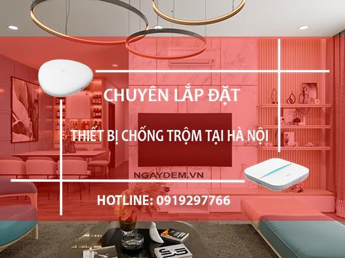 Lắp đặt thiết bị chống trộm tại Hà Nội